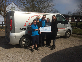 eurotherm cheque presentation march 2016